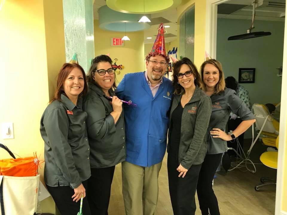 Dr. Roseff and staff - Roseff Pediatric Dentistry