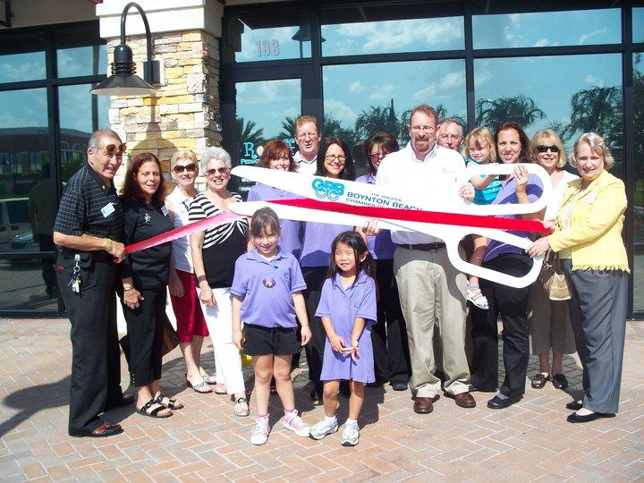 Ribbon Cutting Ceremony - Roseff Pediatric Dentistry